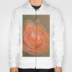 rose frome the garden Hoody