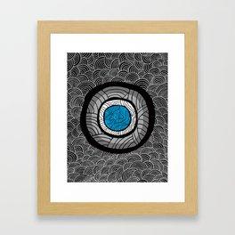 Altiro Studio Cenote Framed Art Print