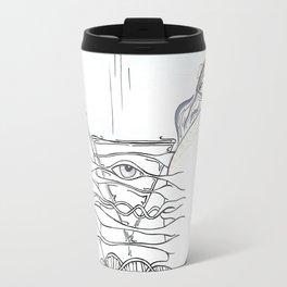 The connection  Travel Mug