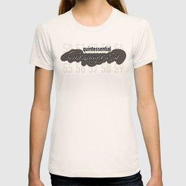 Quintessential Quinquagenarian T-shirt