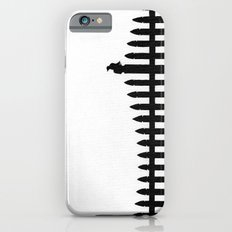 Bird on a fence Slim Case iPhone 6s