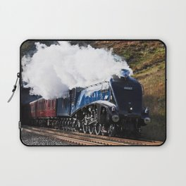 Sir Nigel Gresley at Blea Moor Laptop Sleeve