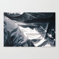 bed Canvas Prints featuring Bed by Ryan Ly
