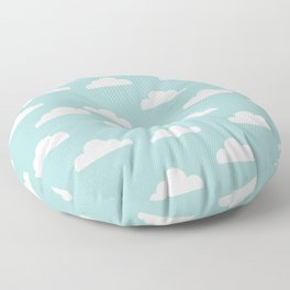 Clouds Floor Pillow