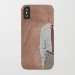 Gentlewho iPhone Case