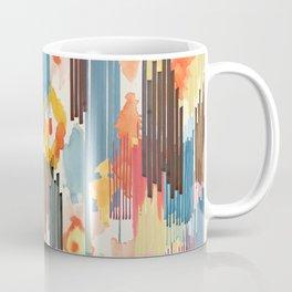 VIVID IKAT Coffee Mug