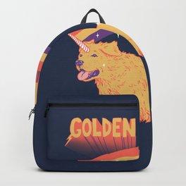 Golden Believer Backpack