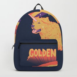 Golden Believer Backpack