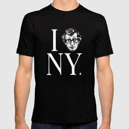 I (Woody) NY T-shirt