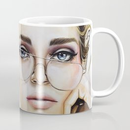 Face for NYC Coffee Mug