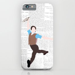 NEWSIES – LOGO iPhone Case