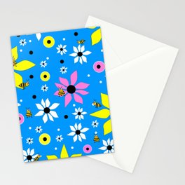 Springtime Bloom Stationery Cards