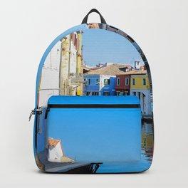 Buran, Venice Italy Backpack