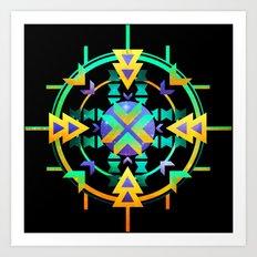 CBZL//Dreamcatcher Art Print