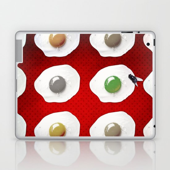 Disco Breakfast Laptop & iPad Skin