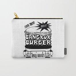 Bangkok Burger Carry-All Pouch