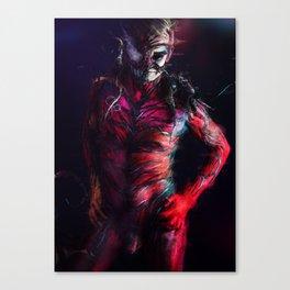 Carnage Canvas Print