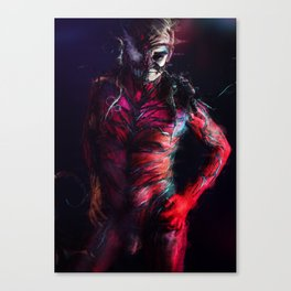 Carnage Canvas Print
