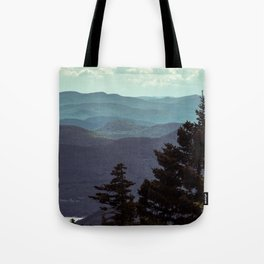 Adirondack Bliss Tote Bag