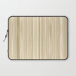 Maple Wood Surface Texture Laptop Sleeve