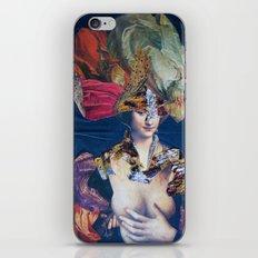LA DAMA DI WASHINGTON iPhone & iPod Skin