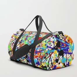 Splat! 1 (Rainbow) Duffle Bag