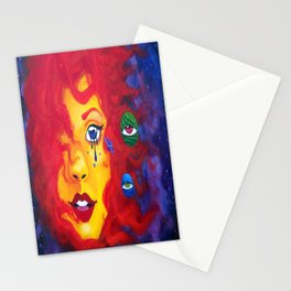 La Madre Sol Stationery Cards