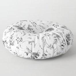FERN PRINT Floor Pillow