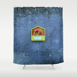 Ringbouy Shower Curtain