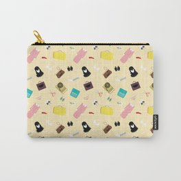 Moonrise Kingdom's Suzy Bishop Pattern Carry-All Pouch