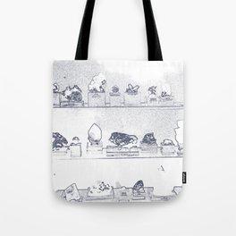 Mineral City II Tote Bag