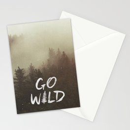 Go Wild Stationery Cards