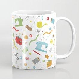 Sew Long Coffee Mug