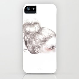 Loveland // Fashion Illustration iPhone Case