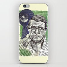 Sartre  - Nothingness iPhone & iPod Skin