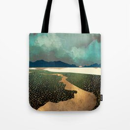 Distant Land Tote Bag