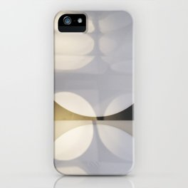 Light Patterns iPhone Case