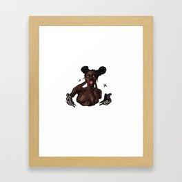 Carefree Framed Art Print