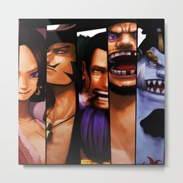 devil alliance Metal Print
