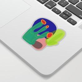 Spring Vibes #buyart #abstractArt Sticker