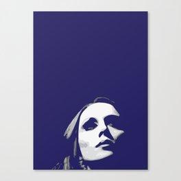 Fairouz - Pop Art Canvas Print