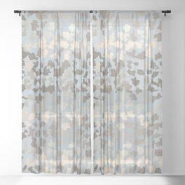 SAFARI Sheer Curtain