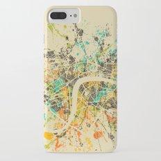 LONDON MAP iPhone 7 Plus Slim Case