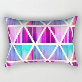 Freya loves Triangles Rectangular Pillow
