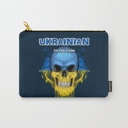 To The Core Collection: Ukraine Carry-All Pouch