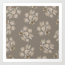 Chinoiserie Clusters Art Print