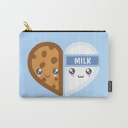 Milk & Cookie Carry-All Pouch