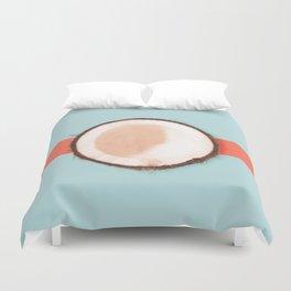 Coconut Duvet Cover