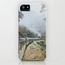 Sri Lanka II iPhone Case