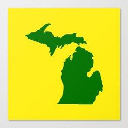 Michigan Football Canvas Print